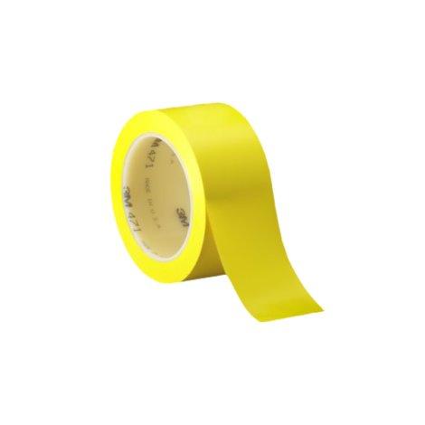 Taśma winylowa 3M 471 50mm x33m, żółta