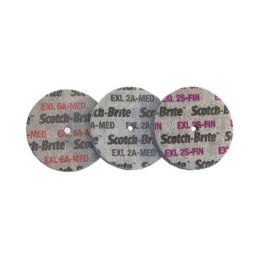 Koło z włókniny  XL-UW, 8 A CRS, 50x6x6