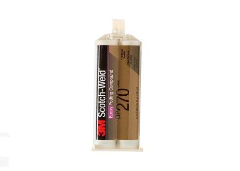 Klej epoksydowy, dwuskładnikowy 3M DP 270/50ml
