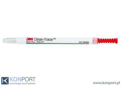 3M Clean-Trace Test Wodny – Całkowite ATP (100szt)