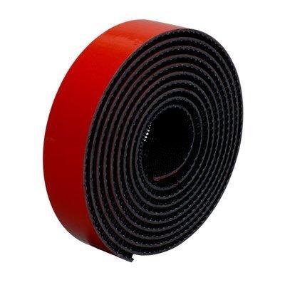 Rzep SJ-352Bbk 25mmx1,25m czarny(haczyk-pętelka)