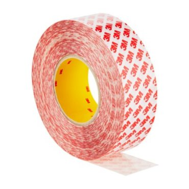 Double coated tape 3m 9628FL, 1372mm x 55m
