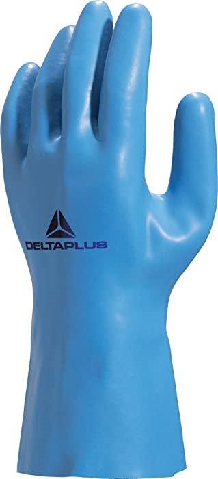 Rękawice Venizette z lateksu na wkladzie R.9,5