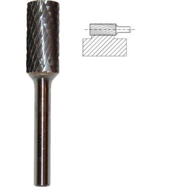 Frez A cylindryczny Fi 12 x 25 x 6 węglik