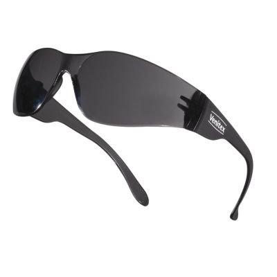 Okulary BRAVA z poliwęglanu, przydymione