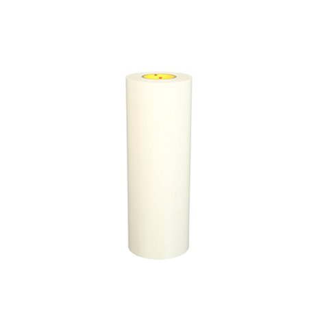 Taśma flexo 3M E1020 457mm x 23m 0,05mm, biała