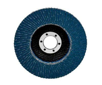Dysk lamelkowy 3M 566A, 125mm, P40, uchylne