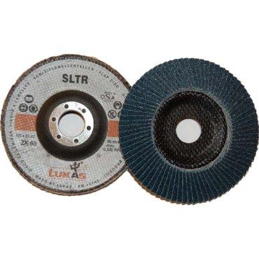 Dysk lamelkowy SLTR, fi 115mm, P120 Zirkon