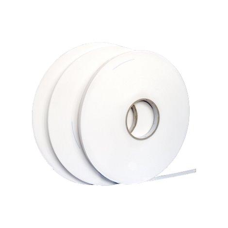 Taśma V1400, 1mm, biała 12mm x 50m
