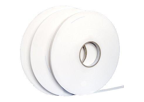 Taśma V1400, 1mm, biała 15mm x 50m