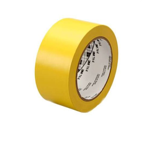 Taśma winylowa 3M 764i 10mm x33m, żółta