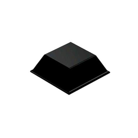 Bumpon SJ5023, czarny (36szt)