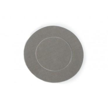 Krążek ścierny na rzep 237AA, A16, fi127mm/75mm