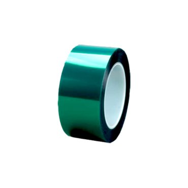 Taśma poliestrowa zielona 8992, 30mm x 66m