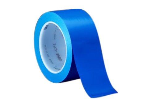 Taśma winylowa 3M 471 50mm x 33m, niebieska