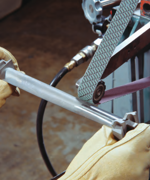 3M trizact abrasive belt